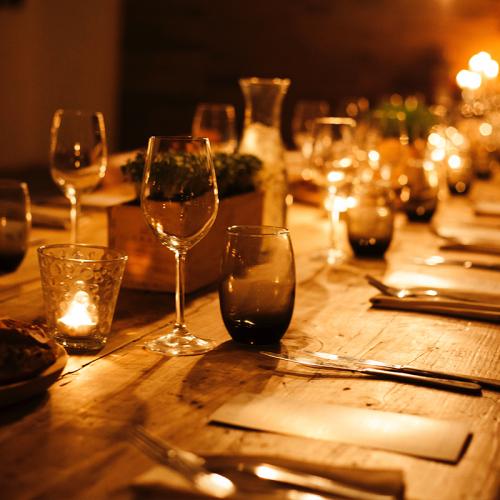 DEMO Candle Light Dinner für 2